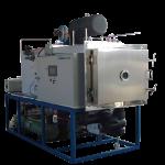 Large scale freeze dryer LFQ 8102