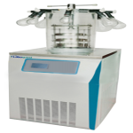 Manifold Top Press Vacuum Freeze Dryer MTVQ 3140