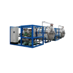 Production Scale Freeze Dryer for Food PFQ 8105